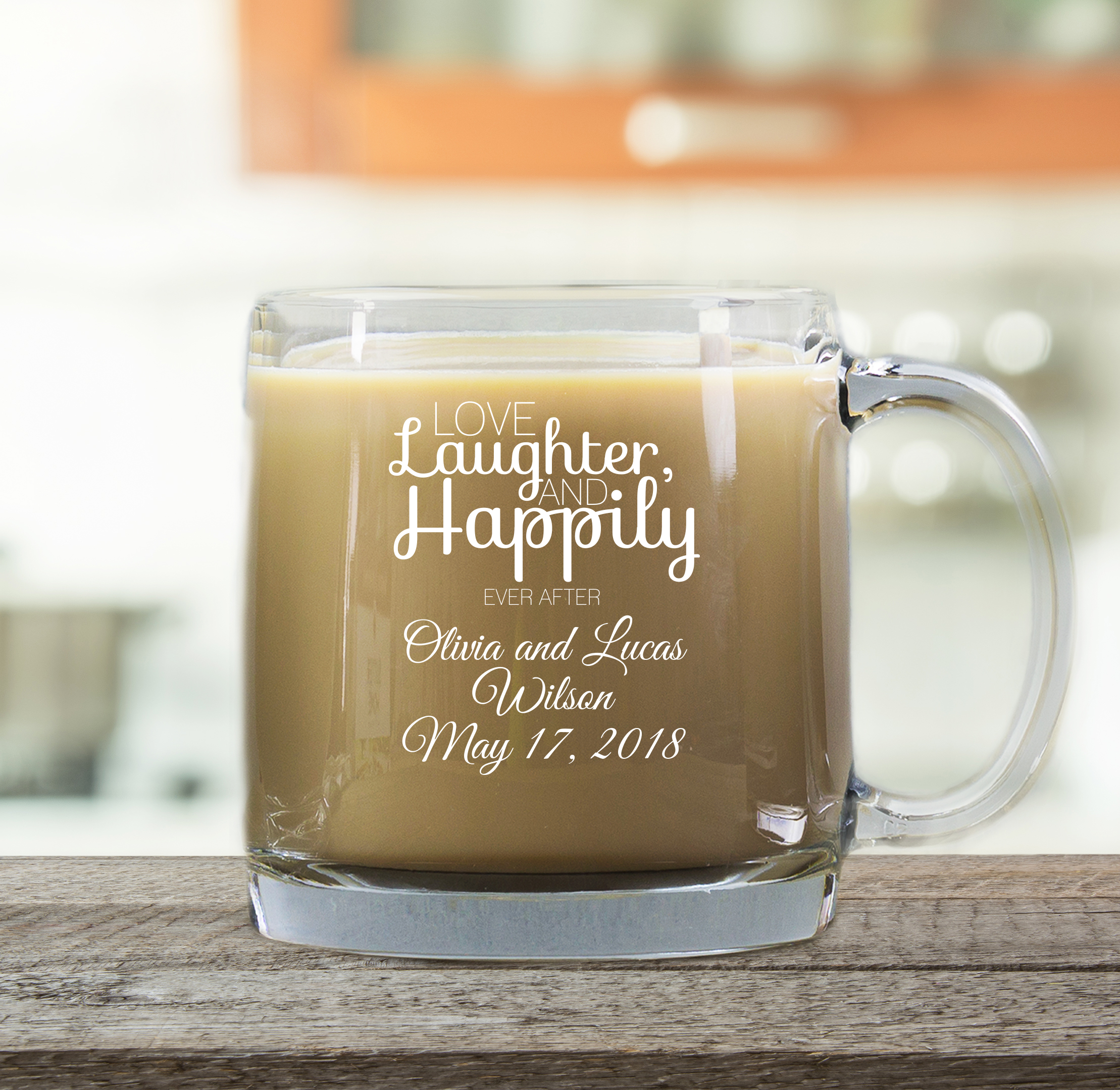 Personalized 13 oz Nordic Coffee Mugs Party Favor