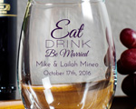 9 oz Wine Glass Favors cheap favors