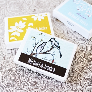 Elite Design Personalized Gum Boxes wedding favors
