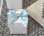 Mini Cube Boxes cheap favors