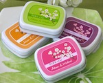 Cherry Blossom Mint Tins cheap favors