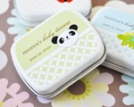 Baby Animals Personalized Mint Tins  cheap favors