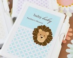 Baby Animals Personalized Notebook Favors  cheap favors