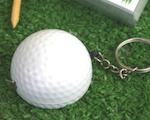 """A Leisurely Game of Love"" Golf Ball Tape Measure cheap favors"