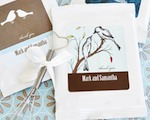 Elite Design Personalized Hot Cocoa with optional whisk cheap favors