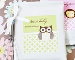Baby Animals Personalized Hot Cocoa + Optional Heart Whisk  cheap favors