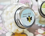Baby Animals Personalized Candy Jars  cheap favors