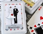 Elite Design Personalized Playing Cards cheap favors