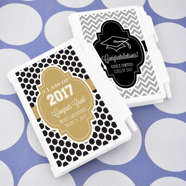 Personalized Graduation Notebooks cheap favors