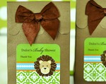 Sweet Shoppe Candy Boxes - Jungle Safari cheap favors