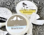 Elite Design Personalized Lollipop Favors cheap favors