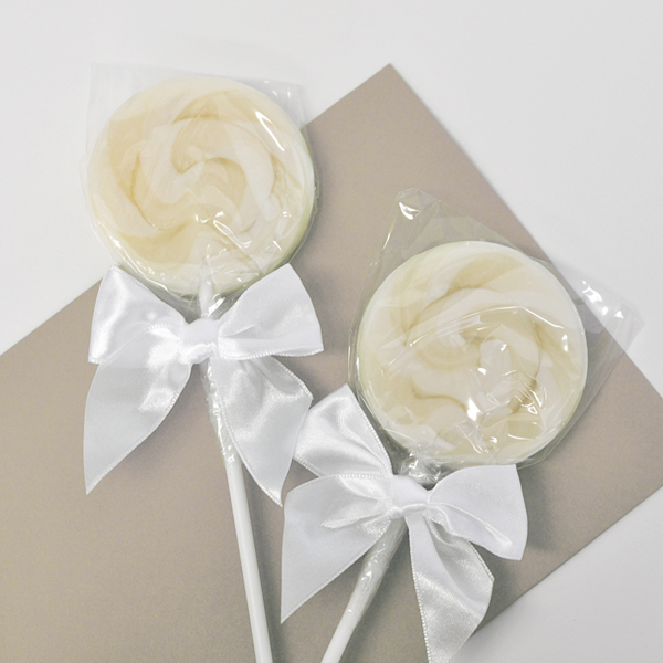 DIY Blank Lollipop Favors cheap favors