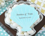Seashell Acrylic Boxes cheap favors
