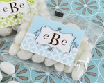Mod Monogram Jelly Bean Packs  cheap favors
