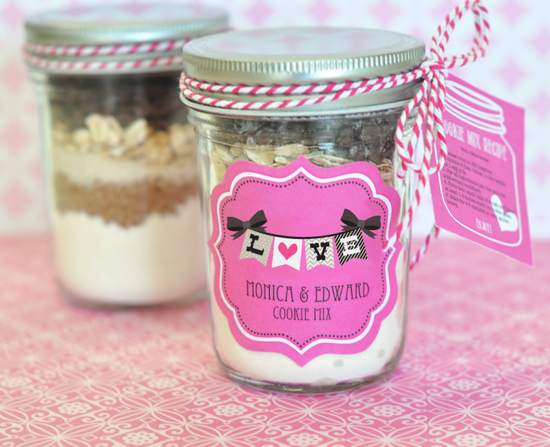 Personalized Theme Mini Mason Jars  cheap favors