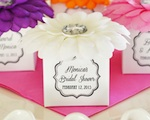 Flower Favor Boxes (set of 12) cheap favors