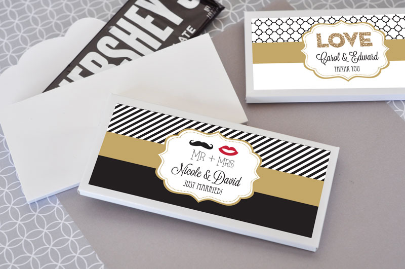 Personalized Theme Candy Wrapper Covers cheap favors
