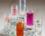 Shooter Glass cheap favors