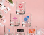 Round Shot Glass/votive Candle Holder cheap favors