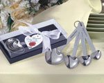 Heart Shaped Measuring Spoons cheap favors