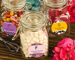 Personalized Expressions Collection Apothecary Jar Favors cheap favors