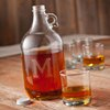 Personalized Whiskey Growler cheap favors