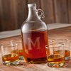 Personalized Whiskey Growler Set cheap favors