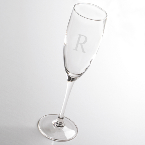 Personalized Toasting Glass wedding favors