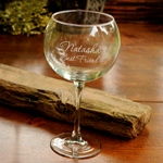Connoisseur Red Wine Glass cheap favors