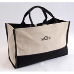Personalized Metro Tote 'em Bag cheap favors