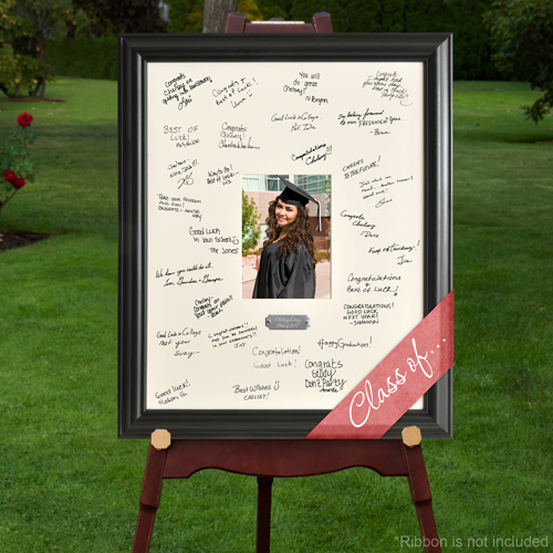 Personalized Celebrations Signature Frame wedding favors