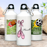 Personalized Kid's Sports Water Bottles cheap favors