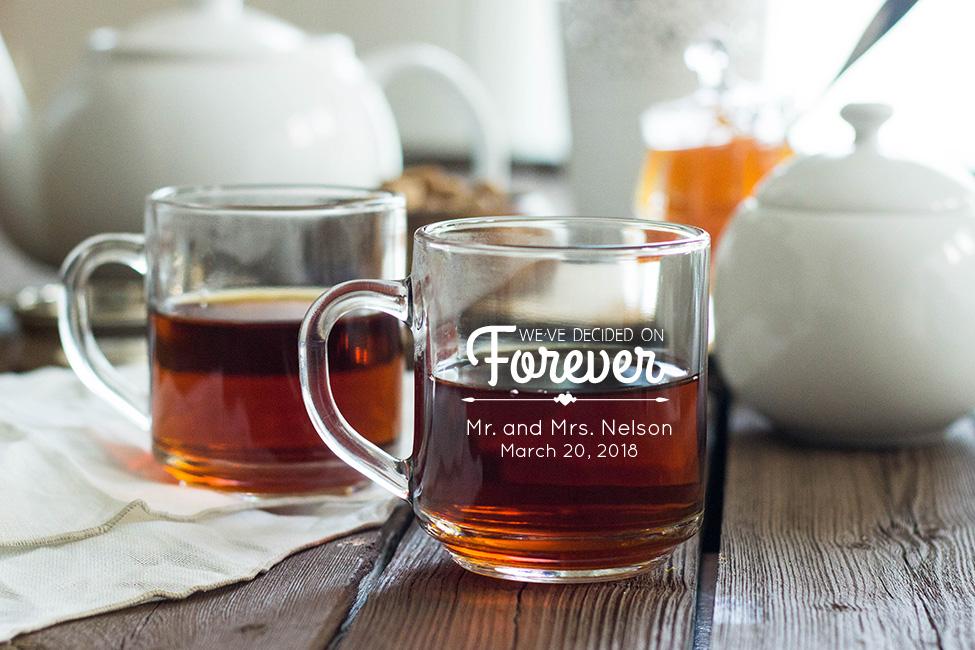 Engraved Gl Coffee Mug