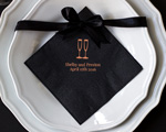Personalize Wedding Napkins-Luncheon Napkins cheap favors