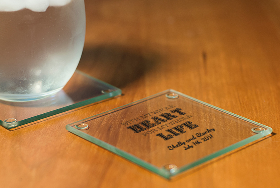 Personalized Coasters Cheap Favors