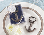 """Anchor"" Nautical-Themed Bottle Opener cheap favors"