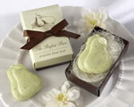 """The Perfect Pair"" Scented Pear Soap cheap favors"