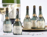 """Bubbly"" Champagne Bubbles cheap favors"