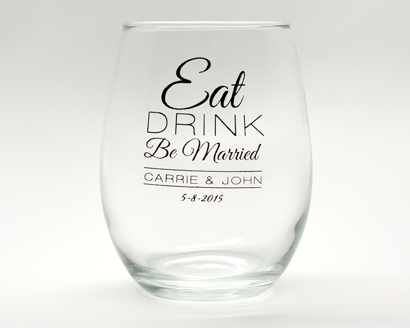 Glass Wedding Favors Wedding Favors Glass