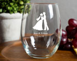 15 Ounce Stemless Wine Glasses cheap favors